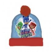 Gorro de inverno com pompom PJ Masks Hero