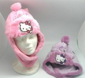 Gorro Hello Kitty