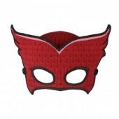 Gorro Premium mascara Pjmasks - Owlette