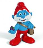 Grande Smurf com Saco (Papa with bag) - Colecção Filme