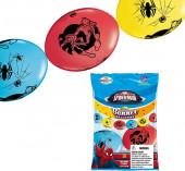Grinalda 10 Balões Spiderman