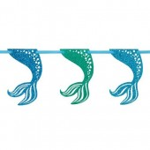 Grinalda Cauda de Sereia 2.74m