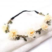 Grinalda Flores Brancas