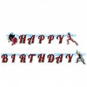 Grinalda Happy Birthday Ladybug
