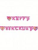 Grinalda Happy Birthday Princesas Disney Dreaming