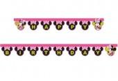 Grinalda Happy Brirthady - Minnie Mouse