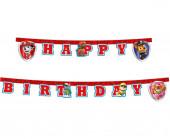 Grinalda Patrulha Pata Happy Birthday 2m