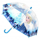 Guarda-chuva bolha Frozen Disney POE 45cm