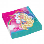 Guardanapos Barbie Dreamtopia - 20 und