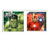 Guardanapos festa Avengers 20 unid