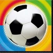 Guardanapos Festa Futebol (33x33cm)
