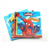 Guardanapos Spiderman Marvel 20und