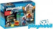 Guardião do tesouro Playmobil - 6160