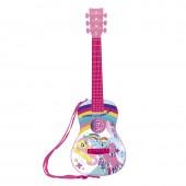 Guitarra electronica Meu Pequeno Pony