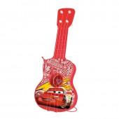 Guitarra infantil Cars Disney