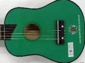 Guitarra pequena com logo Sporting 63.5cm
