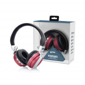 Headphones Bluetooth Vermelhos