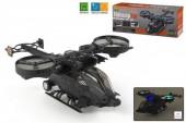 Helicoptero Guerra Luz
