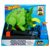 Hot Wheels Ataque do Triceratops