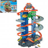 Hot Wheels City Ultimate Mega Garagem