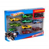 Hot Wheels Pack 10 Carros Sortidos