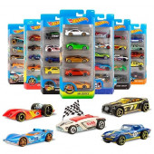 Hot Wheels Pack 5 Veículos Sortidos