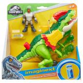 Imaginext Dilophosaurus dinossauro