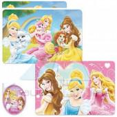 Individual de mesa 3D Princesas Disney