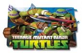 Individual Refeição Tartarugas Ninja