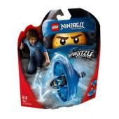 Jay Mestre de Spinjitzu Lego Ninjago