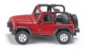 Jeep Wrangler Siku
