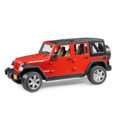 Jeep Wrangler unlimited Rubicon Bruder
