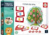 Jogo Aprender é Divertido - A Árvore das Letras