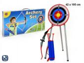 Jogo Arco c/ Flechas e Alvo