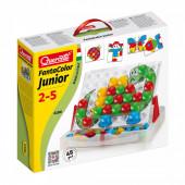 Jogo Arte Visual Junior Plus 48 Pinos Quercetti