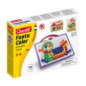 Jogo Arte Visual Pixel Small 100 Pinos Quercetti