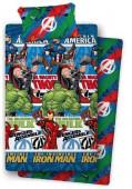 Jogo Cama Avengers Marvel 90cm