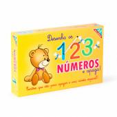 Jogo Desenha os Números e Apaga