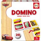 Jogo Domino Mc Queen Cars Madeira