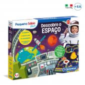 Jogo Educativo Descobre o Espaço