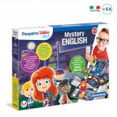 Jogo Educativo Mistery English