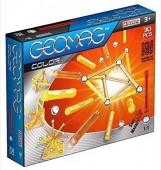 Jogo Geomag com 30 peças