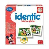 Jogo Identic Mickey e os Amigos Educa