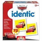 Jogo Identifica com os Cars