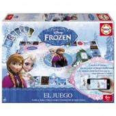 Jogo interactivo Frozen