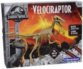 Jogo Jurássico do Velociraptor