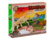 Jogo Kit Escavação Dinossauro
