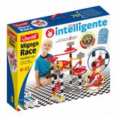 Jogo Labirinto Migoga Race 80 pcs Quercetti