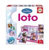 Jogo Loto Frozen Disney