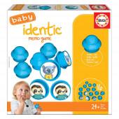 Jogo Memória Baby Identic